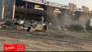 Photo of Saudi Arabia demolishes Imam Hussein Mosque in Awwamiyah