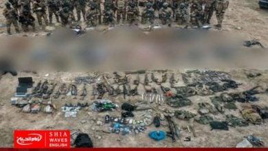 Photo of Iraqi Counter-Terrorism Service kills 42 ISIS militants, south of Mosul