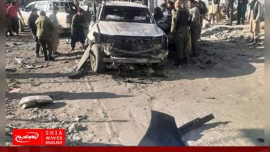 Photo of Kabul's Deputy Governor Killed In Bomb Blast