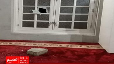 Photo of Mosque Attacked in Amsterdam