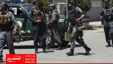 Photo of Taliban Kill 13 Afghan Policemen in Checkpoint Attacks