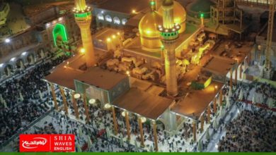 Photo of Doors of al-Kadhumain Holy Shrine reopen to pilgrims after one year closure