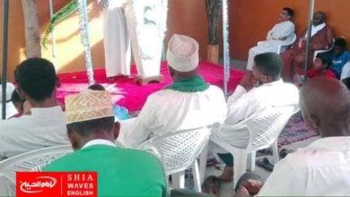 Photo of Birth anniversary of Sayyeda Zainab celebrated in Madagascar