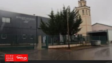 Photo of Stones thrown at mosque in France