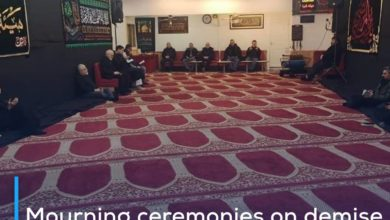 Photo of Mourning ceremonies on demise anniversary of Lady Umm al-Baneen in Sweden