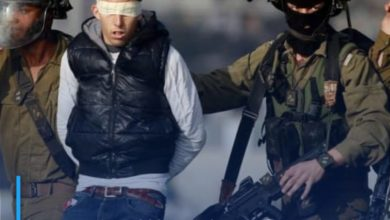Photo of International Nonviolence Organization condemns the Israeli campaign of arrests of Palestinian citizens