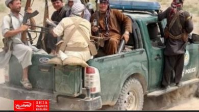 Photo of Taliban Abducts '15 Passengers' in Ghazni Province