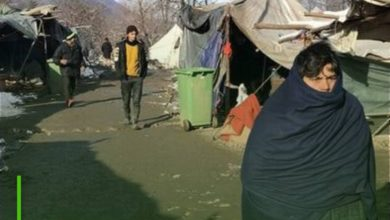 Photo of Free Muslim calls for intervention: The situation is catastrophic in the city of Bihac camp in Bosnia