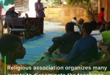 Photo of Religious association organizes many events to disseminate the teachings of the Ahlulbayt in Mali
