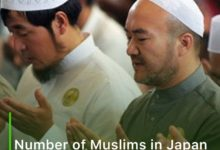 Photo of Number of Muslims in Japan more than doubled in decade