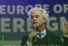 Photo of Netherlands: Extremist party calls for end to the Islamic presence in the country