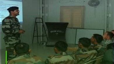 "Photo of Indian Army heads to recruit ""religious"" teachers"