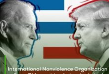 Photo of International Nonviolence Organization calls on Biden not to obstruct criminal investigations against Trump
