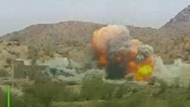Photo of Seven civilians wounded in new Saudi bombing of Saada, Yemen