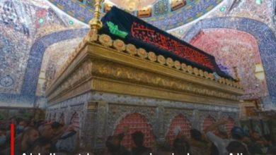 Photo of Ahlulbayt lovers arrive in Imam Ali Holy Shrine to revive martyrdom anniversary of Lady Fatima al-Zahraa