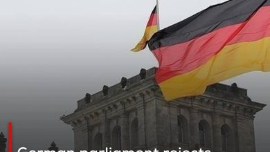 Photo of German parliament rejects proposal for the Left Party calling for the protection of Muslims