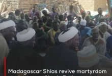 Photo of Madagascar Shias revive martyrdom anniversary of Lady Fatima and request for her intercession