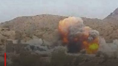 Photo of Saudi coalition targets residential areas in Yemen