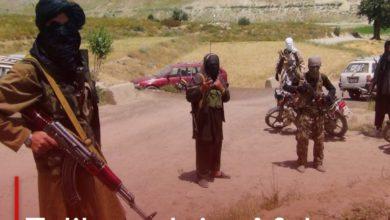 Photo of Taliban claim Afghan bomb that 'killed 14'