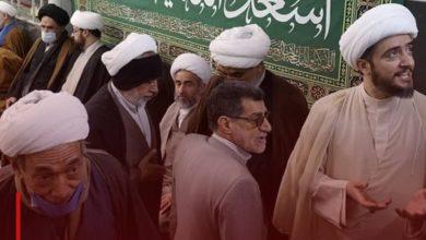 Photo of Joyous celebration for the birth anniversary of Lady al-Zahraa in the house of Grand Ayatollah Shirazi