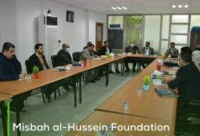 Photo of Misbah al-Hussein Foundation presents its humanitarian activities to international organizations