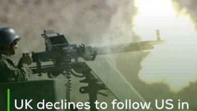 Photo of UK declines to follow US in suspending Saudi arms sales over Yemen