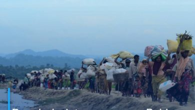 Photo of Bangladesh to move more Rohingya Muslims to remote island in Bay of Bengal, despite outcry