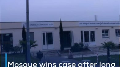 Photo of Mosque wins case after long legal confrontations with the far right in France