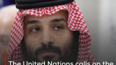 Photo of The United Nations calls on the US to impose sanctions on the Saudi crown prince