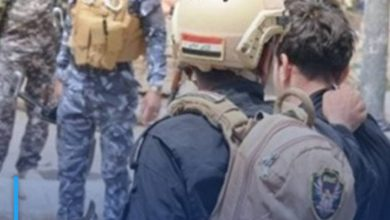 Photo of Anbar police arrest group intending to carry out terrorist attacks