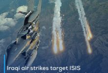 Photo of Iraqi air strikes target ISIS terrorists in Hamrin Mountains and six terrorists arrested in Anbar