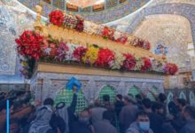 Photo of Believers revive the Mab'ath of the Noble Prophet at Imam Ali Holy Shrine
