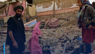Photo of Explosion in Afghanistan kills 8 people and destroys 14 homes