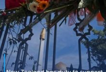 Photo of New Zealand has duty to support Muslim community: Ardern