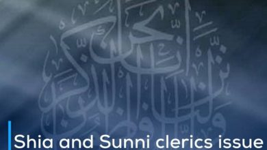 Photo of Shia and Sunni clerics issue fatwa to prevent distortion of the Qur'an in India