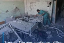 Photo of Sana'a: The war continues, killing thousands of Yemenis