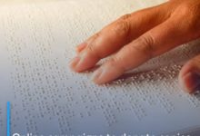 Photo of Online campaigns to donate copies of Quran for the blind in France