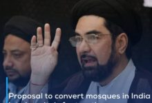 Photo of Proposal to convert mosques in India into hospitals for treating Coronavirus patients