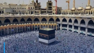 Photo of 1.5 Million People Visit Grand Mosque in Mecca during Ramadan's First 10 Days