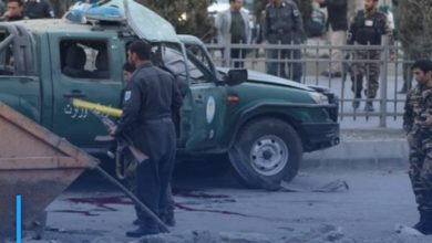 Photo of Three killed, 11 wounded as Afghan government bus bombed in Kabul