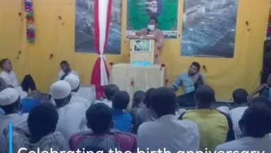 Photo of Celebrating the birth anniversary of al-Abbas ibn Ali, peace be upon him, in Madagascar