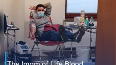 Photo of The Imam of Life Blood Donation Campaign launched to support patients in Germany