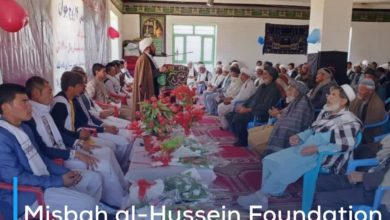 Photo of Misbah al-Hussein Foundation organizes collective wedding ceremony in Afghanistan