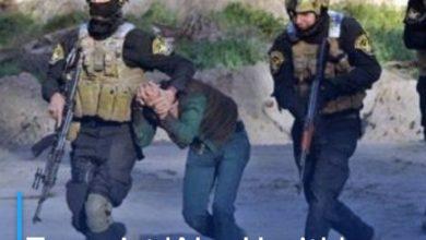 Photo of Terrorist 'Abu Harith' arrested in Nineveh, Iraq