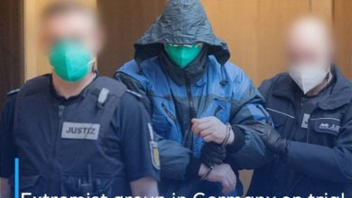 Photo of Extremist group in Germany on trial for plotting to attack Muslims and immigrants
