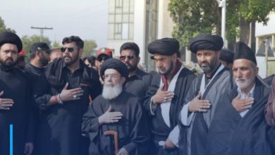 Photo of The Supreme Council of Shias in Pakistan: We will continue protesting against the heinous crime of the demolition of al-Baqi