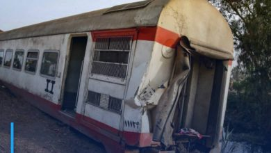 Photo of Egypt: At Least 11 Killed, About 100 Injured in Train Crash North of Cairo