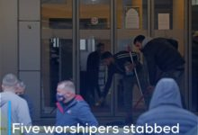 Photo of Five worshipers stabbed inside a mosque in Albania