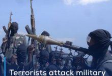 Photo of Terrorists attack military base in northeast Nigeria