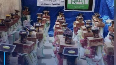 Photo of Karbala-based Umm Abiha Foundation provides its assistance to the underprivileged in Yemen